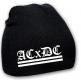 ACxDC (ANTICHRIST DEMONCORE) - Logo BEANIE