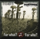 AGATHOCLES / H.407 - 12'' split LP - For What? For Who?