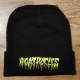 AGATHOCLES - yellow Logo ORIGINAL CUFFED BEANIE