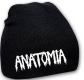 ANATOMIA - embroidered Logo Beanie