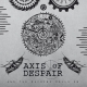 AXIS OF DESPAIR - 7'' EP - And The Machine Rolls On