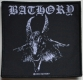BATHORY - Goat - woven Patch