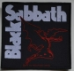 BLACK SABBATH - Creature - woven Patch