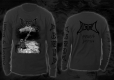 BLOOD - Impulse to Destroy - darkgrey Longsleeve size M
