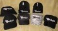 BRODEQUIN - Reversible Bucket Hat - Black/Light Grey - SIZE S/M
