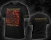 CARNAGE - Infestation of Evil - T-Shirt size L