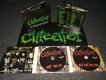 CLITEATER - Digibox  2 CD - old stuff Compilation