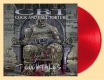 COCK AND BALL TORTURE - 12'' LP - Cocktales (Red Vinyl)
