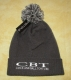 COCK AND BALL TORTURE - Snowstar® - GRAPHITE Beanie