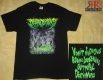 DEBRIDEMENT - Guttural Death Metal - T-Shirt size XL