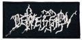 DEPRESSION - emboidered Logo Patch