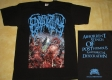 EPICARDIECTOMY - Abhorrent Stench / blue Logo - T-Shirt