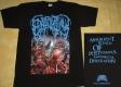 EPICARDIECTOMY - Abhorrent Stench / blue Logo - T-Shirt