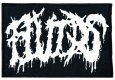 FLUIDS - embroidered logo Patch