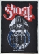 GHOST - Warriors - woven Patch