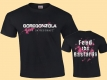GOREGONZOLA - Feed The Bastards - T-Shirt size L