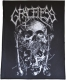 GRACELESS - Skulls - Backpatch