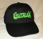 GUTALAX - black Baseball Cap - green Logo