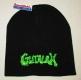 GUTALAX - black Beanie - green Logo