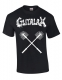 GUTALAX - toilet brushes - black T-Shirt