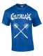 GUTALAX - toilet brushes - royal blue T-Shirt size M
