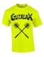 GUTALAX - toilet brushes - savety green T-Shirt size L