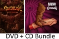 "GUTALAX BUNDLE: split CD GUTALAX / SPASM + ""Art of Shitting"" DVD"