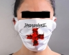 free at 50€+ orders: HAEMORRHAGE - surgical mask
