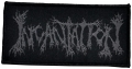 INCANTATION - Logo - woven Patch