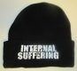 INTERNAL SUFFERING - white Logo - Winterhead
