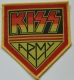 KISS - Army - woven Patch