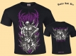 KRAANIUM - Larva Infested Cum Sluts - T-Shirt (Purple) Size XL