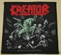 KREATOR - Pleasure to Kill - woven Patch