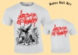 LAST DAYS OF HUMANITY - Human Remains - T-Shirt size XXXL