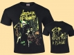 LAST DAYS OF HUMANITY - Recipe for a Plague - T-Shirt size XL