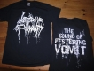 LAST DAYS OF HUMANITY - Sound of Festering Vomit - T-Shirt Size XL