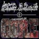 LAST DAYS OF HUMANITY / SATAN´S REVENGE ON MANKIND - Split CD -