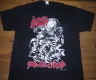 LAST DAYS OF HUMANITY - Gore and Carnage - T-Shirt Size XL