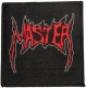 MASTER - Logo - Woven Patch