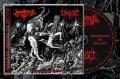 MORBOSIDAD / UNGOD - split CD - Manifestaciòn del Anticristo