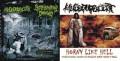 MUCUPURULENT CD Package - U.M.C. split CD + Horney like Hell CD