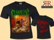 CUMBEAST - Straight Outta Sewer - T-Shirt