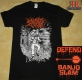 NO ONE GETS OUT ALIVE - Defend Banjo Slam - T-Shirt