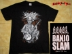 NO ONE GETS OUT ALIVE - Banjo Zombie - T-Shirt size M