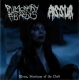 PULMONARY FIBROSIS / ASSUR - split 10'' EP - Elvira, Mortician Of The Dark