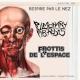 PULMONARY FIBROSIS / FROTTIS DE L'ESPACE - split 7'' EP -
