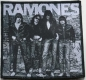 RAMONES - Ramones Band 76 - woven Patch