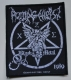 ROTTING CHRIST - Black Metal - woven Patch
