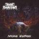 SAVAGE AGGRESSION - 12'' LP - Infernal Nightmare