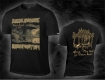 SUBLIME CADAVERIC DECOMPOSITION - Raping Angels in Hell - T-Shirt size XL